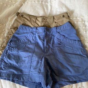 Royal Robbins Shorts bundle size 8/10